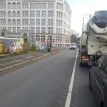 Banner Magdeburger Straße